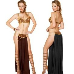 Gembeads - Belly Dancer Party Costume