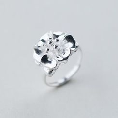A'ROCH - 925 Sterling SilverFlower Ring