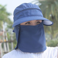 Reyna - Sun Hat with Face Cover