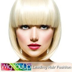 WigYouUp - Bob Short Full Wig - Straight