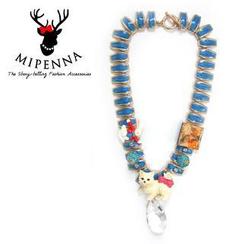 MIPENNA - Kitten 可爱的小猫颈链