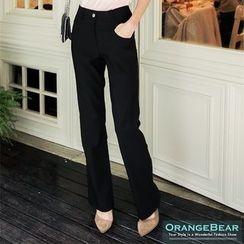 OrangeBear - Wide-Leg Pants