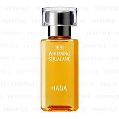 HABA - 鲨烯透白美肌清油