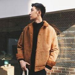 qiaqiayes - Fleece Lined Jacket