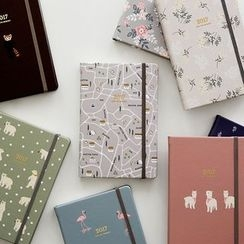 BABOSARANG - 2017 'KEEP THE MEMORY' Diary (S)