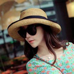 Pompabee - 蝴蝶结太阳帽
