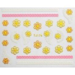 Maychao - Nail Sticker (TJ174)