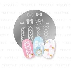 LUCKY TRENDY - Crayon Nail Stamp (Simple Ribbon)