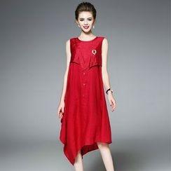 Ozipan - Sleeveless Dress