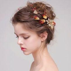 Miss Diva - Rhinestone Hair Comb / Hair Clip