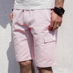 YIDESIMPLE - Cargo Shorts
