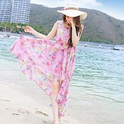Dimanche - 雪纺沙滩裙