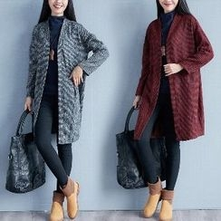 Splashmix - Printed Button Coat