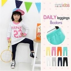 nanakids - Girls Colored Leggings