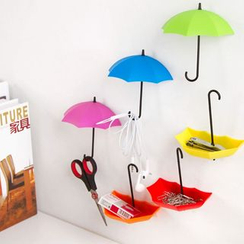 Home Simply - Set of 3: Umbrella Wall Hooks