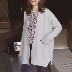 Cocofield - Open Front Cardigan
