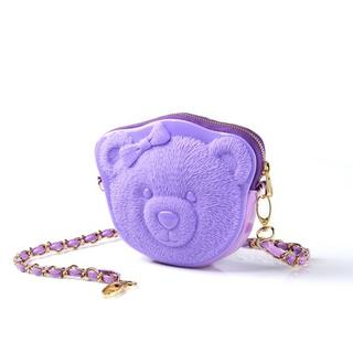 Adamo 3D Bag Original - Bow Bear 3D Handbag