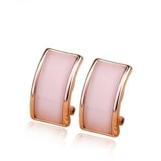 Viennois - Cat's Eye Stone Earrings
