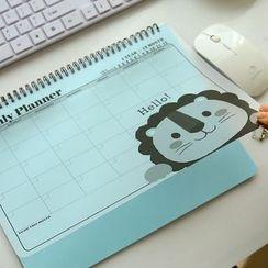 Nina's House - Medium Monthly Planner