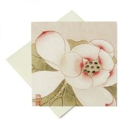 iswas - Korea Folk Greeting Card