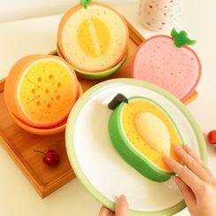 LOML - 水果海綿刷