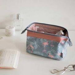 Evorest Bags - 印花化妝品小袋