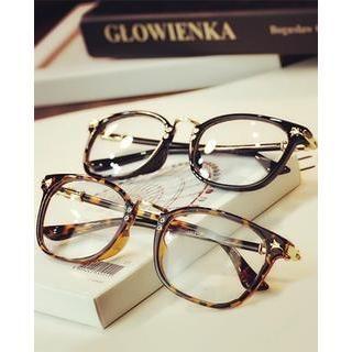 MOL Girl - Non-Prescription Glasses (3 Designs)
