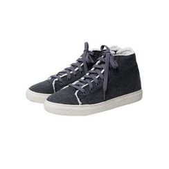 JOGUNSHOP - Faux-Fur Lined Sneakers