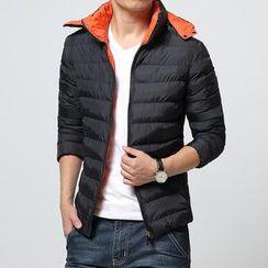 Alvicio - 连帽夹棉夹克