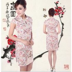 Veiltail - Lace Qipao
