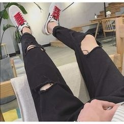 Bestrooy - Ripped Jeans