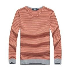 Lutai - Striped Sweater