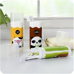 VANDO - Travel Toothbrush Holder