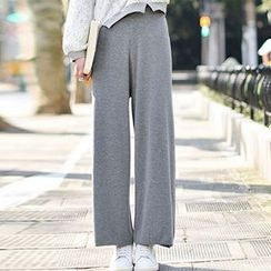 Yammi - Wide Leg Pants