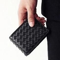 Brickhouse - Woven Wallet
