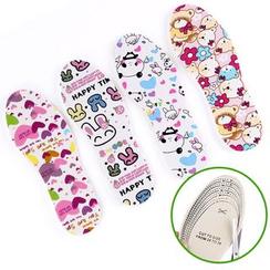 Homy Bazaar - 卡通鞋垫