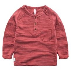 DEARIE - Kids Long-Sleeve Henley