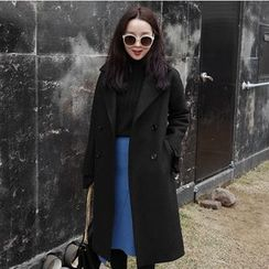OTTI - Long Wool Coat