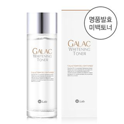 W.Lab - Galac Whitening Toner 120ml