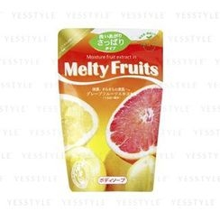 Cosmetex Roland - Melty Fruits Body Soap (Grapefruit) (Refill)