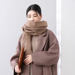HORG - 纯色围巾