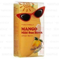 Tony Moly - Magic Food Mango Mild Sun Block SPF 50+ PA+++