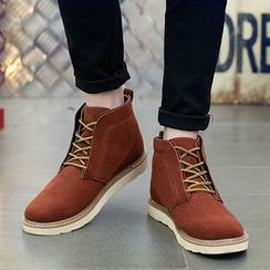 NOVO - Lace-Up Casual Shoes
