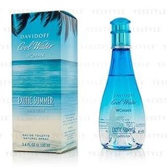 Davidoff - Cool Water Exotic Summer Eau De Toilette Spray (Limited Edition)