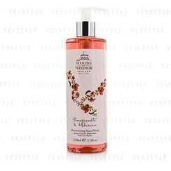 Woods Of Windsor - Pomegranate and Hibiscus Moisturising Hand Wash