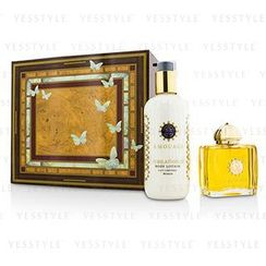 Amouage - Jubilation 25 Coffret: Eau De Parfum Spray 100ml/3.4oz + Body Lotion 300ml/10oz