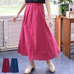 RingBear - Plain Maxi-Dress