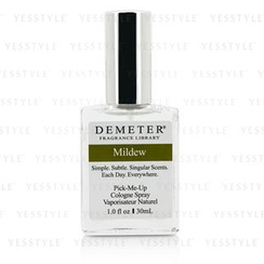 Demeter Fragrance Library - Mildew Cologne Spray