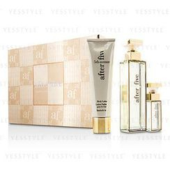 Elizabeth Arden - 5th Avenue After Five Coffret: Eau De Parfum Spray 75ml/2.5oz + Body Lotion 100ml/3.3oz + Eau De Parfum Spray 10ml/0.33oz
