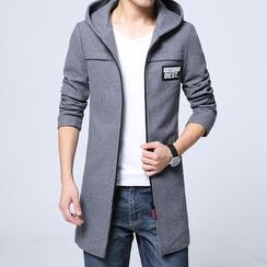 百高 - 連帽拉鍊夾克